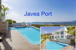 New villa for sale in Javea Port