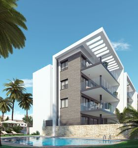 New 3 bedroom apartments for sale in Javea