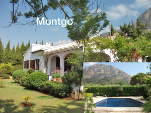 Villa for sale Montgo Javea