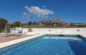 Finca for Sale in Javea with Sea Views