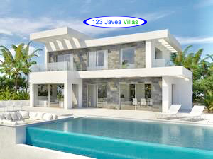 Luxury New Build villas for sale in Javea