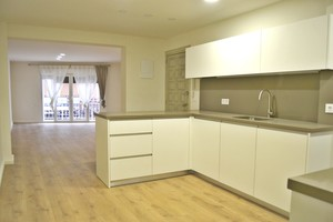 Modern unfurnished apartment to let Javea.