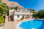 Luxury villa for sale Montgo Javea