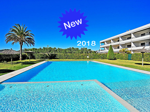 New 2 bedroom ground floor apartments for sale in Javea