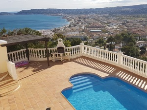 Houses for sale in Cuesta San Antonio Javea