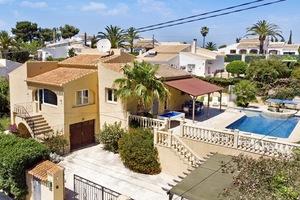 Villa for long term rental Javea Toscal.