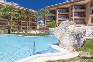 Javea Arenal apartment for long term rental.