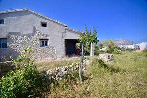 2 Slaapkamer Landhuis te koop in Gata de Gorgos