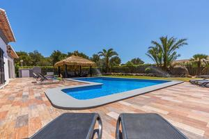 Luxury villa on one level for sale in Javea