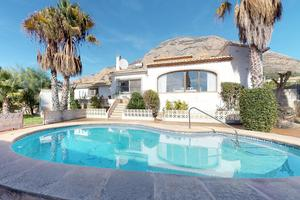 Bargain villa for sale Montgo Javea