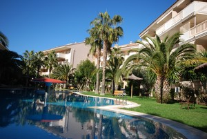 Ground floor apartment to let Javea Arenal