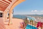 Gran villa en venta en el puerto de javea