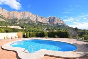 Modern villa for sale Montgo Javea