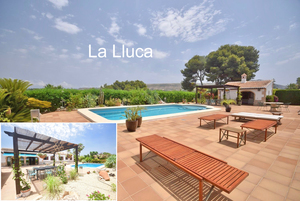 Villa for sale La lluca Javea