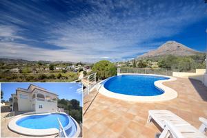 Modern 4 bedroom villa for sale in Javea