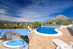Modern 4 bedroom villa for sale in Javea