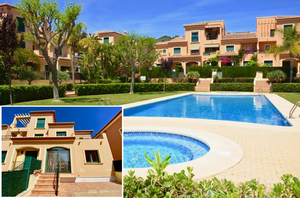 Modern Townhouse for sale in Javea Port