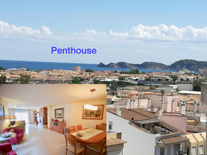 Penthouse apartment for sale in Javea old town