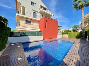 Modern apartment to let Javea.
