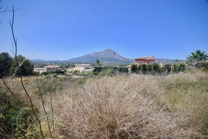 Flat Plot for sale in Javea