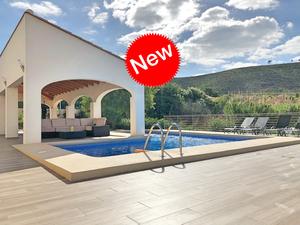 Modern 5 bedroom villa for sale Javea