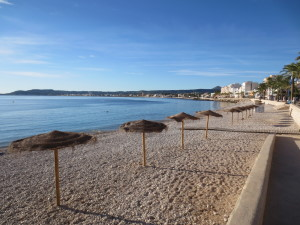 Javea port beach
