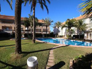 Modern apartment to let in Javea Arenal.