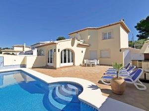 Villa for long term let Javea Granadella