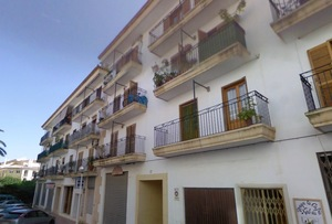 Apartment to let in Javea Old Town