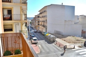 Furnished apartment to let in Javea Old Town.