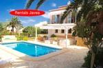 Long term rental Javea Tosalet.