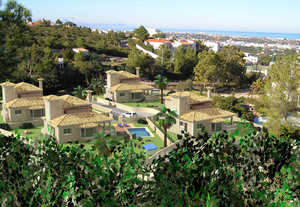 Building plot for sale in Denia