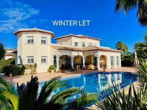 Winter rental.