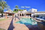 Finca for sale in Javea Old town with Stables