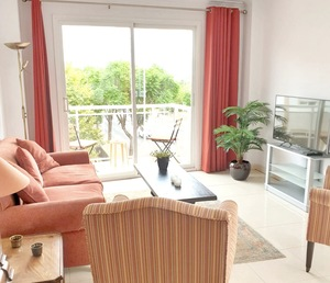 Winter let apartment in Javea Old Town
