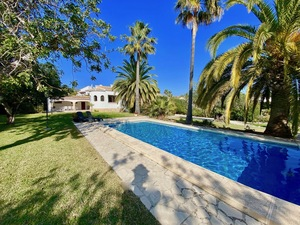 Villa for sale close to old town of Javea