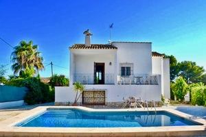 4 Bedroom villa Long Term Rental Javea
