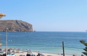 Apartment to let with sea views Javea.