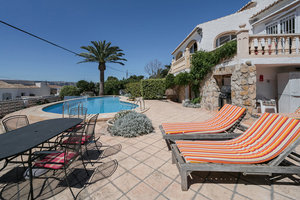 Villa for sale in Javea with Sea Views