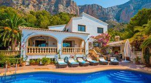 Javea Montgo villa for long term rental