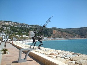 Penthouse apartment for sale in Javea Port