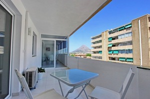 Modern apartment to let in Arenal Javea.