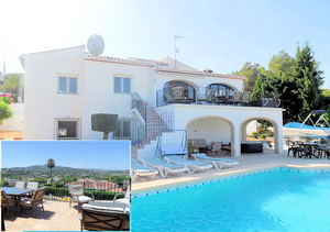 Rafalet Javea Villa for sale