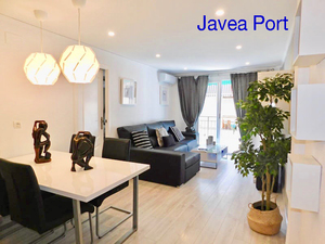 Apartment for sale in Javea port.