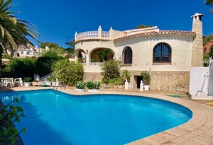 3 Bedroom villa for long term rental in Javea.
