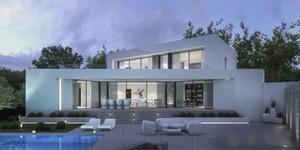 Nieuwe villa's in Ibiza-stijl te koop in Javea