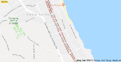 Avenida Augusta Javea