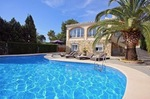 Villa to let long term in Javea close to the beach area