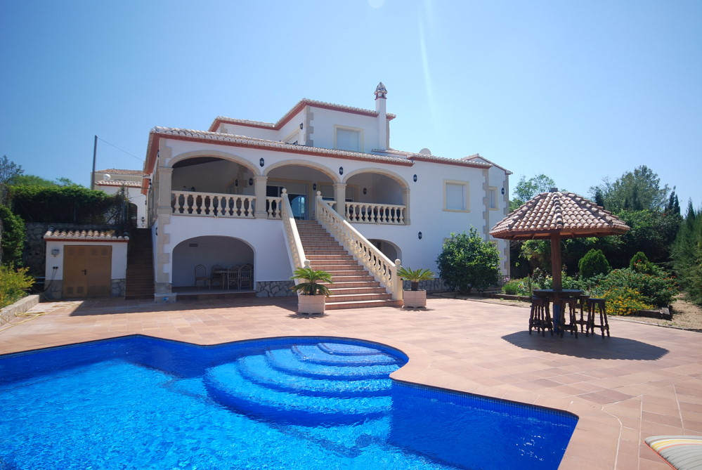 Javea Modern villas to let