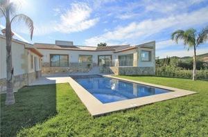 Moderne nieuwbouw villa te koop in Javea